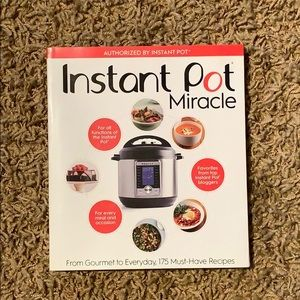 Instant Pot Miracles Cookbook